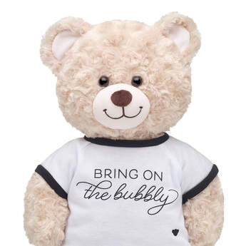 Online Exclusive Bring on the Bubbly T-Shirt - Build-A-Bear Workshop®
