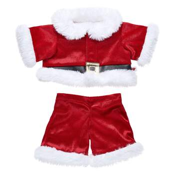 Santa Suit 2 pc. - Build-A-Bear Workshop®
