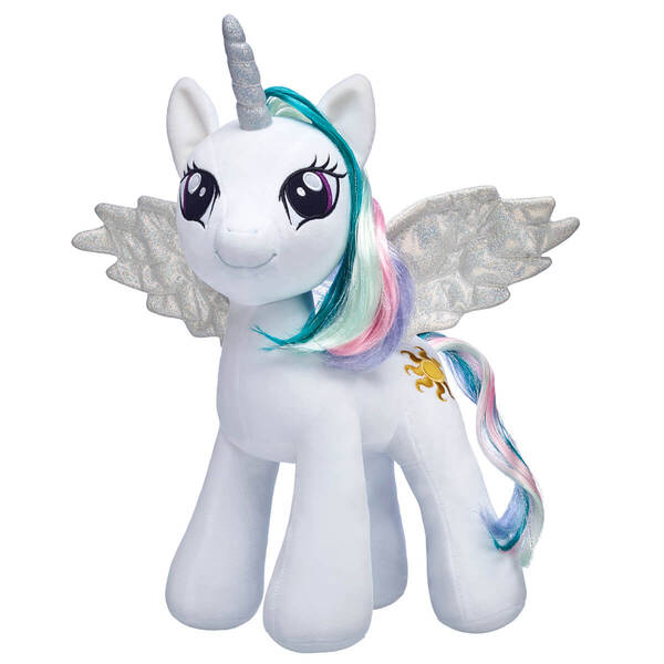 MY LITTLE PONY Princess Celestia® Furry Friend - Build-A-Bear Workshop®