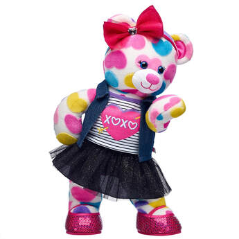 Online Exclusive Big Hearts Bear XOXO Gift Set, , hi-res