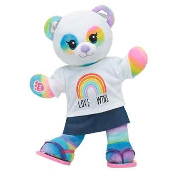 Online Exclusive Rainbow Friends Panda Love Wins Gift Set, , hi-res