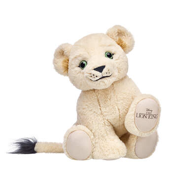 Disney The Lion King Young Nala - Build-A-Bear Workshop®