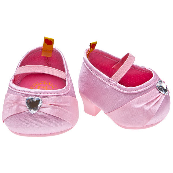 Pink Gem Heels, , hi-res