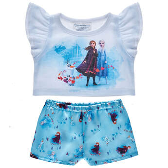 Disney Frozen 2 Pyjamas - Build-A-Bear Workshop®
