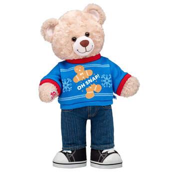 Happy Hugs Teddy Oh Snap Gift Set, , hi-res