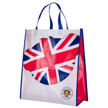 Union Jack Shopping Bag - Build-A-Bear Workshop®