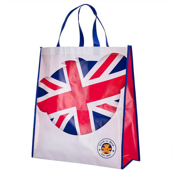 Union Jack Shopping Bag - Build-A-Bear Workshop®