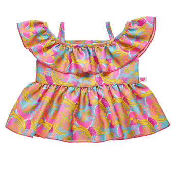 Tropical Summer Dress - Build-A-Bear Workshop®