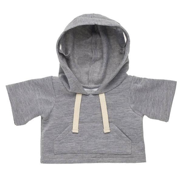 Online Exclusive Grey Hoodie - Build-A-Bear Workshop®