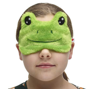 Online Exclusive Frog Eye Mask - Build-A-Bear Workshop®