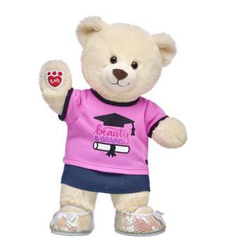 Online Exclusive Lil' Cub Buttercream Beauty & Brains Graduation Gift Set, , hi-res
