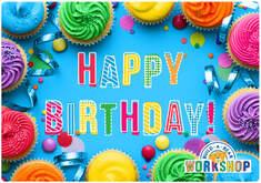 birthday e-gift card icon