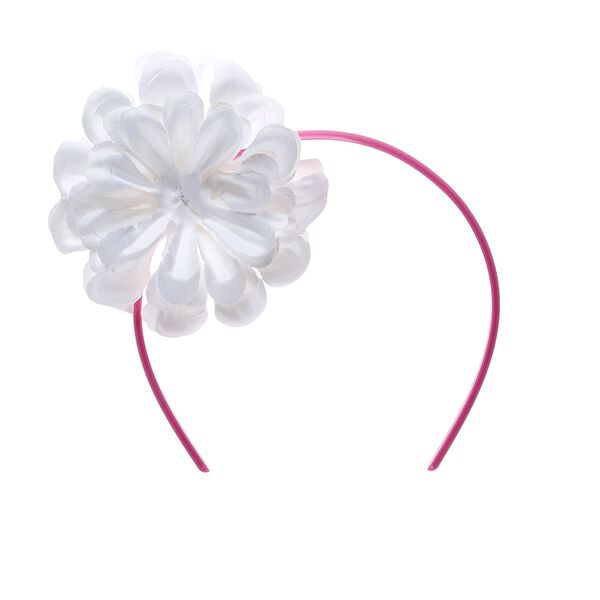 This white floral headband is an adorable hair accessory for any furry friend! Build-A-Bear Workshop offers hundreds of unique stuffed animal clothing & accessory options you won't find anywhere else. Outfit a furry friend online to make the perfect gift!