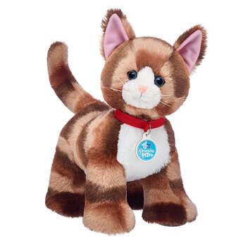 Promise Pets™ Brown Striped Kitty - Build-A-Bear Workshop®