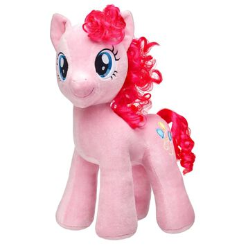 MY LITTLE PONY Pinkie Pie Sparkly Furry Friend, , hi-res