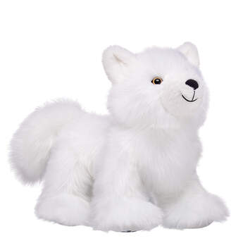 Online Exclusive Arctic Fox - Build-A-Bear Workshop®