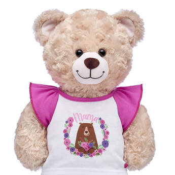 Online Exclusive Mama Bear T-Shirt - Build-A-Bear Workshop®