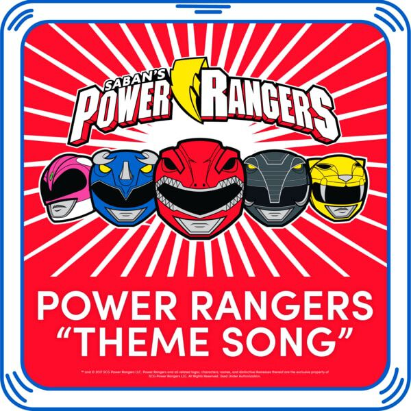 Power Rangers™ Theme Song, , hi-res