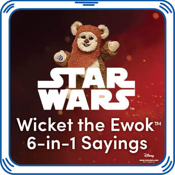 Ewok™ 6-in-1 Sound - Build-A-Bear Workshop®