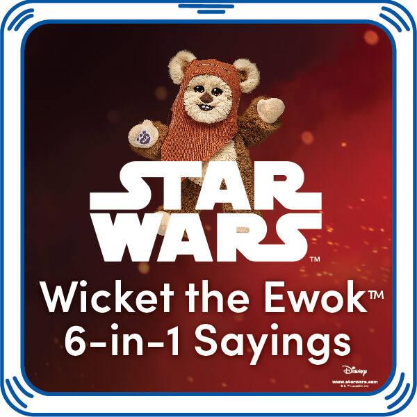 Ewok™ 6-in-1 Sound - Build-A-Bear Workshop®