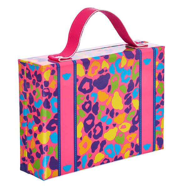 Rainbow Print Suitcase - Build-A-Bear Workshop®