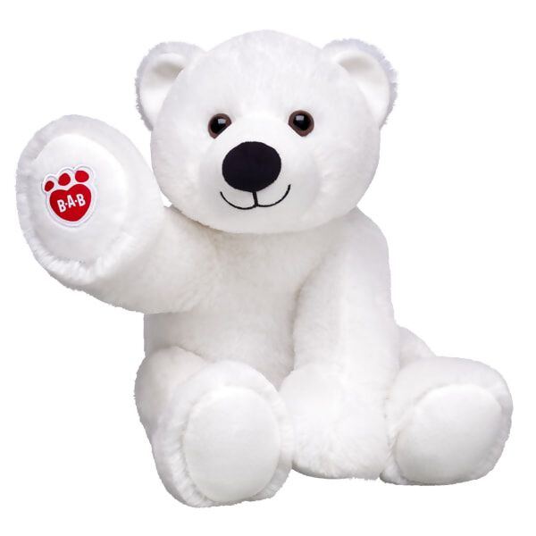 Online Exclusive Snowcap Polar Bear, , hi-res