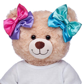 Hair Bows 4 pc. - Build-A-Bear Workshop®