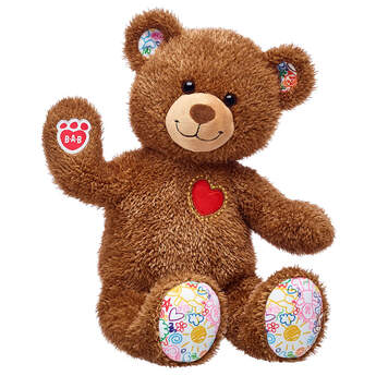Hearts 'n' Hugs Teddy - Build-A-Bear Workshop®
