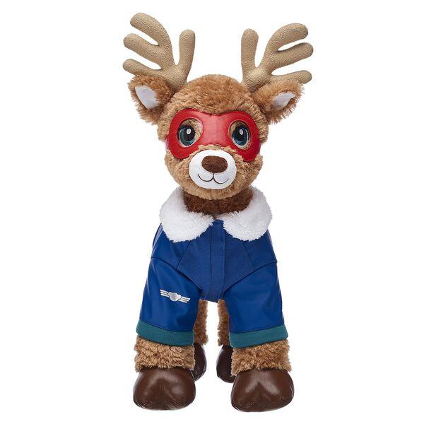 Blue Reindeer Jacket & Goggle Set 2 pc., , hi-res
