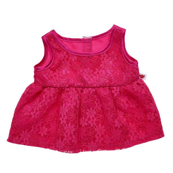 Pink Lace Dress, , hi-res