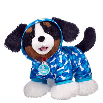 Promise Pets™ Bernese Mountain Dog Pyjama Gift Set, , hi-res