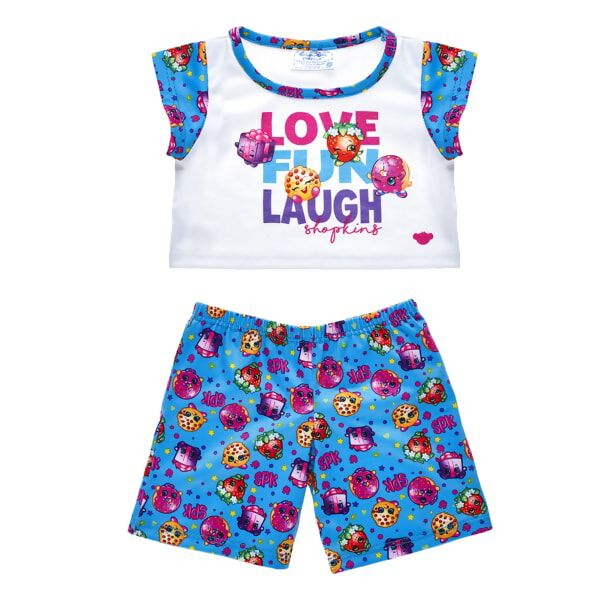 Shopkins™ Pajama Set 2 pc., , hi-res