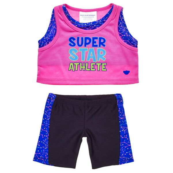 Super Star Activewear Set 2 pc., , hi-res