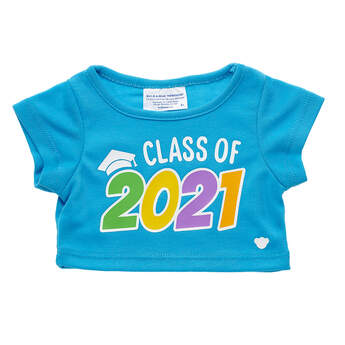 Class of 2021 T-Shirt - Build-A-Bear Workshop®