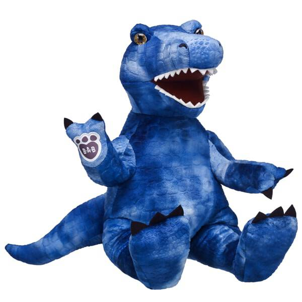 Blue Tyrannosaurus Rex - Build-A-Bear Workshop®