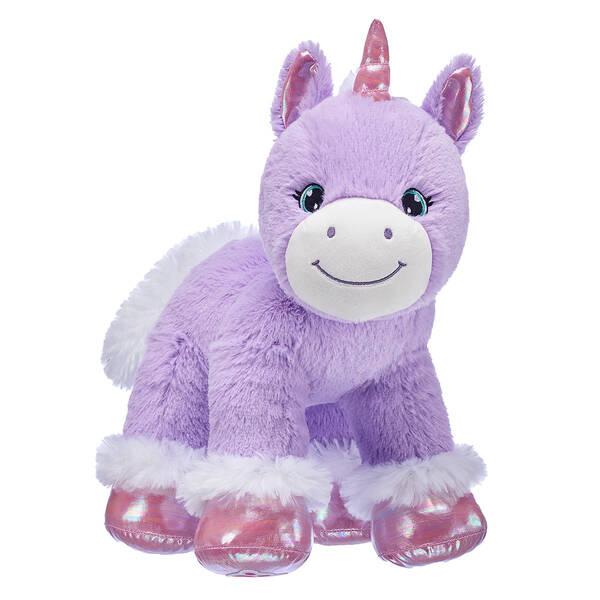 Online Exclusive Purple Baby Unicorn - Build-A-Bear Workshop®