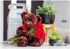 Valentine's Day E-Gift Card - Build-A-Bear Workshop®