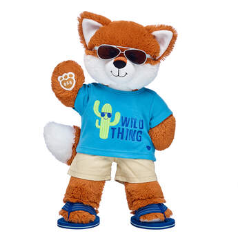 Online Exclusive Red Fox Wild Thing Gift Set, , hi-res
