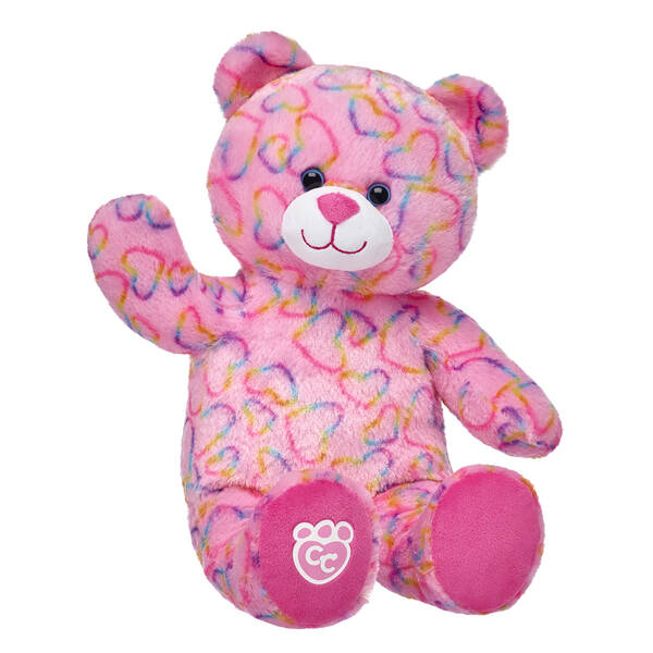 Condo Cubs Rainbow Smiles Bear - Build-A-Bear Workshop®
