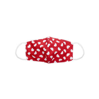 Child-Size Red Hearts Face Mask - Build-A-Bear Workshop®