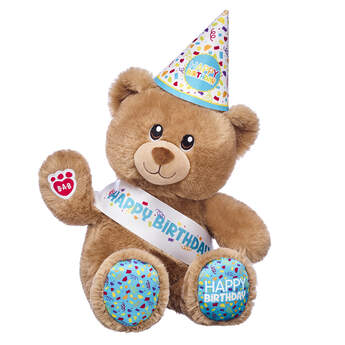 Birthday Bear Gift Set, , hi-res