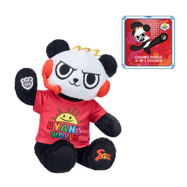 Combo Panda™ Gift Set with 6-in-1 Sound, , hi-res