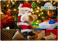 Beary Merry Christmas E-Gift Card - Build-A-Bear Workshop®
