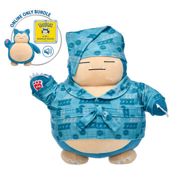 Online Exclusive Snorlax Bundle, , hi-res