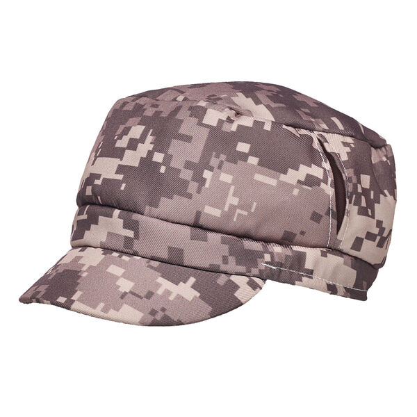 Khaki Digital Camo Messenger Hat, , hi-res