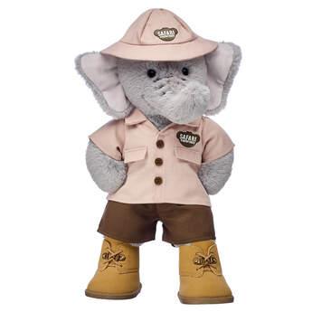 Wild Elephant Safari Gift Set, , hi-res