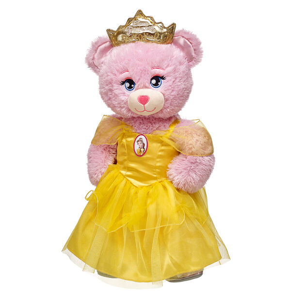 Princess Belle Disney Princess Inspired Bear Set, , hi-res