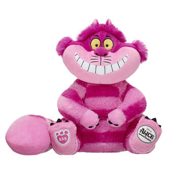 Online Exclusive Disney Cheshire Cat - Build-A-Bear Workshop®