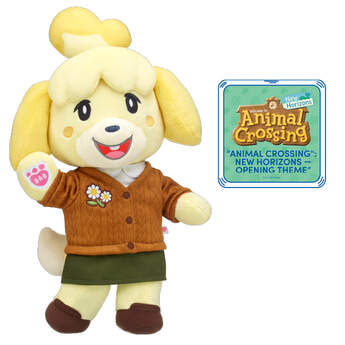 Animal Crossing™: New Horizons Isabelle Winter Gift Bundle with Opening Theme Music, , hi-res
