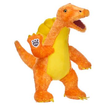 Online Exclusive Orange Spinosaurus - Build-A-Bear Workshop®